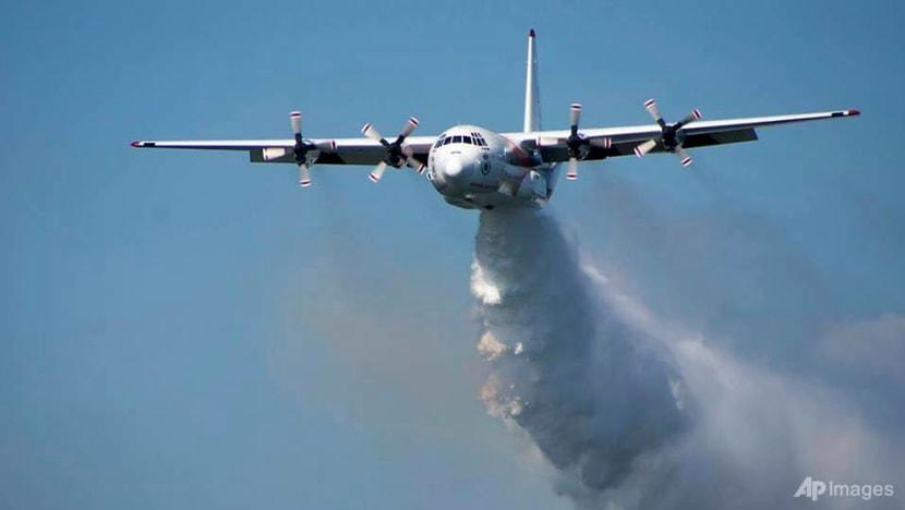 Three American crew killed as firefighting plane crashes in Australia