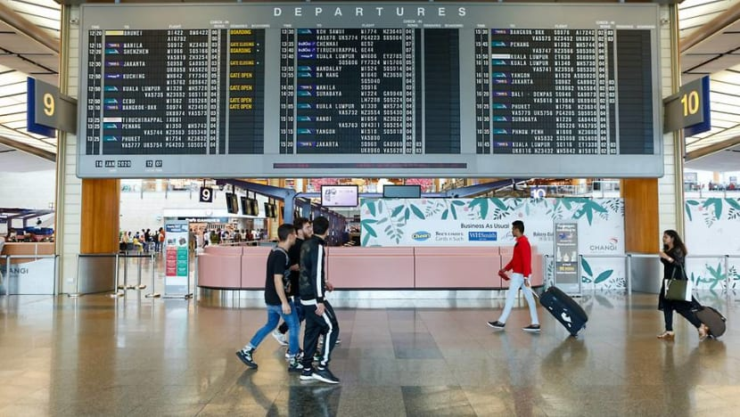 Changi Airport Terminal 2 to suspend operations for 18 months amid COVID-19 pandemic