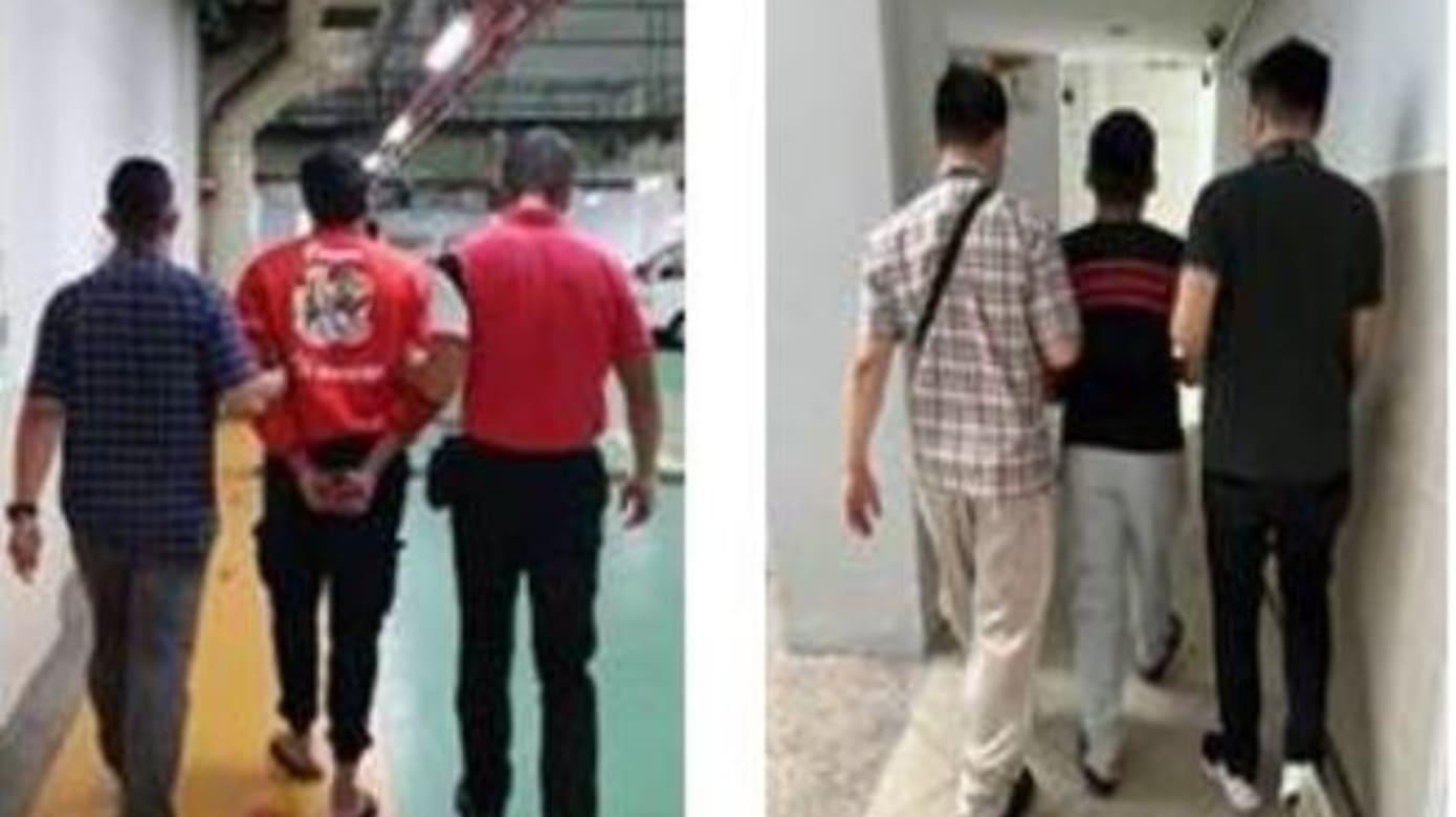 新马两国警方联手 捣毁两个跨国招聘诈骗集团