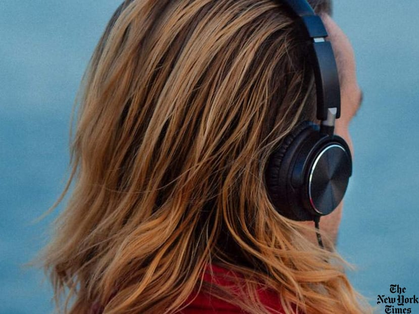 Soothing white noise: That's what most people listened to in 2020