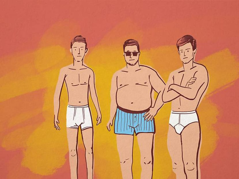 Boxers or briefs, gentlemen? How to choose the right underwear for your body type