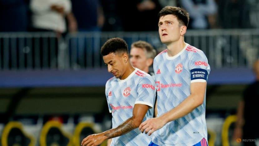Football: Poor discipline cost us, says Man United skipper Maguire