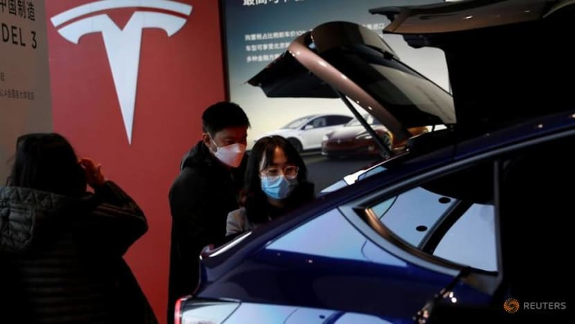 Tesla launches cheaper Model Y in China; China-made car sales muted in June