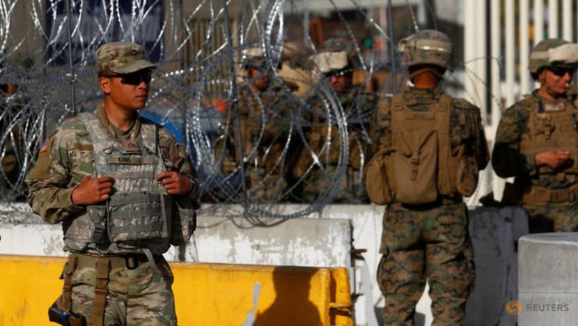 Two US Marines arrested for migrant trafficking