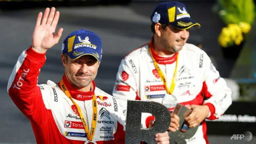 Motor Rally: Loeb claims first rally win since 2013, Ogier takes overall lead