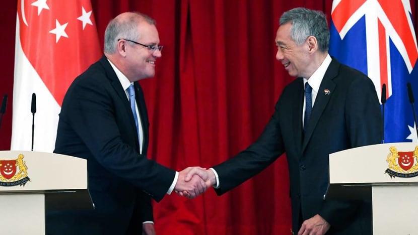 Australia, Singapore to explore new areas of collaboration