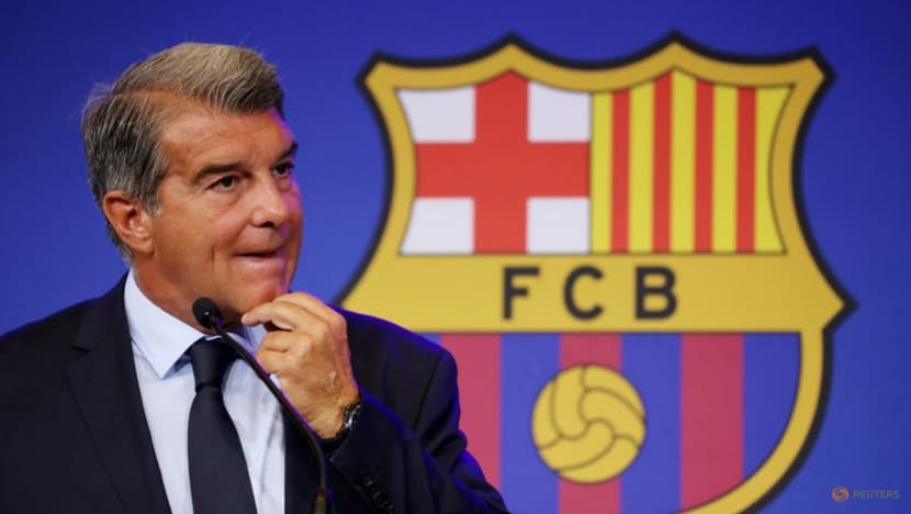 Football: Barca can escape financial hole in 18 months, president says