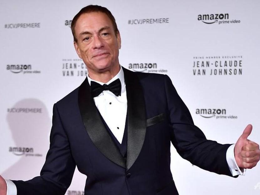 Action film star Jean-Claude Van Damme saves life of puppy in fake passport row