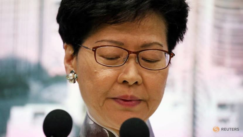 Commentary: What Hong Kong leader Carrie Lam should do next