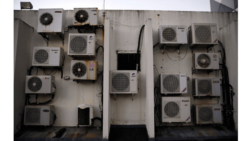 Commentary: Air-conditioning – the unspoken energy guzzler in Singapore