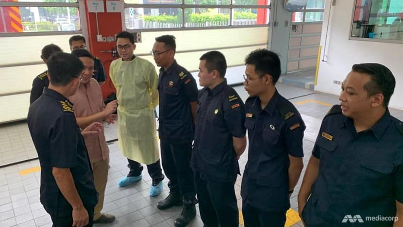 Discrimination of healthcare workers due to coronavirus 'disgraceful': Amrin Amin