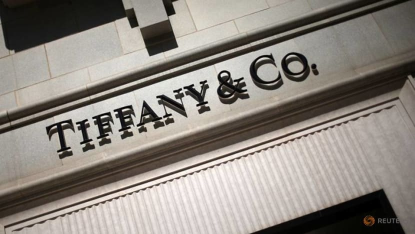 Tiffany's 2020 holiday sales rise about 2per cent