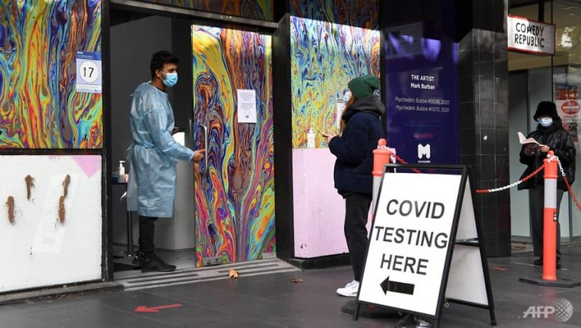 Australia's Victoria state sees biggest one-day rise in COVID-19 cases in 7 months