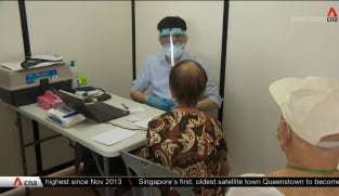 2,000 volunteers set to boost manpower in Singapore's healthcare system | Video