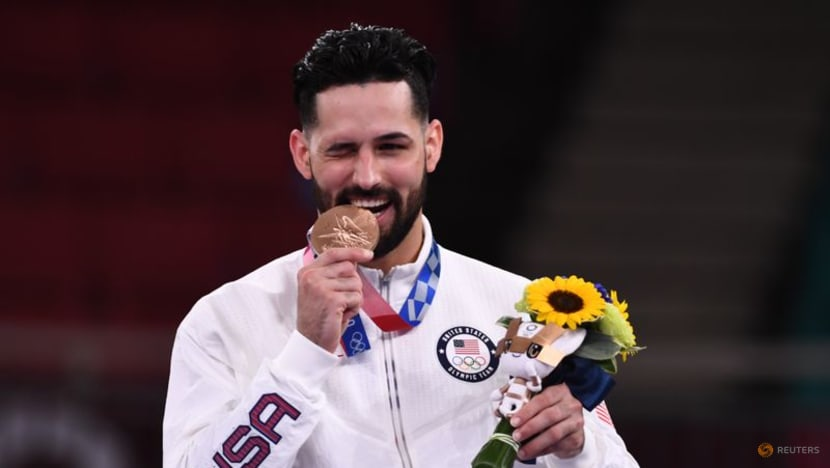 Karate: From rags-to-medal, Torres dedicates win to immigrant parents