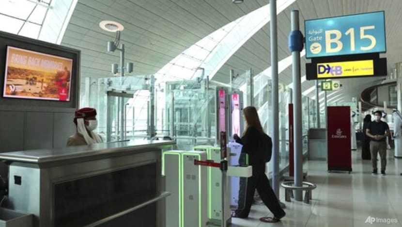 Dubai's busy airport sees passenger traffic drop 40% in 2021