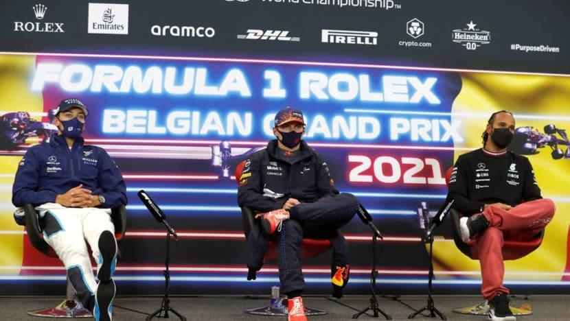 Formula One's half-point races