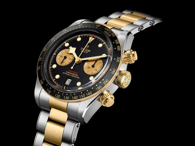 In 2019, Tudor goes for a classy-yet-sporty aesthetic by pairing steel with gold