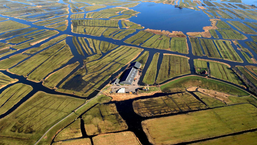 Fending off the floods – 5 things to know about polders and how they could work in Singapore