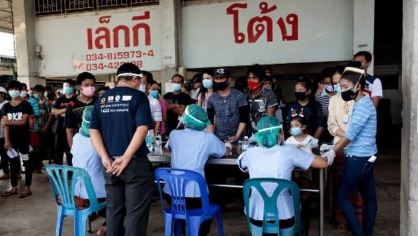 Thailand reports biggest jump in daily local COVID-19 cases in more than 7 months