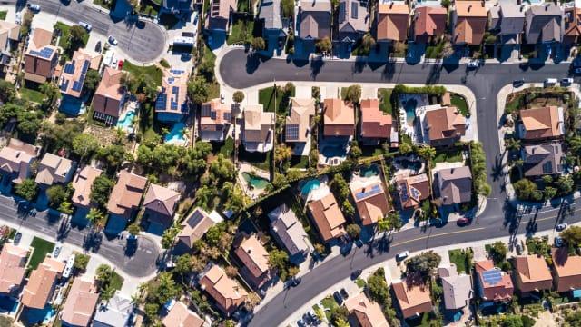 美国上个月新动工房屋数量减少1.6%