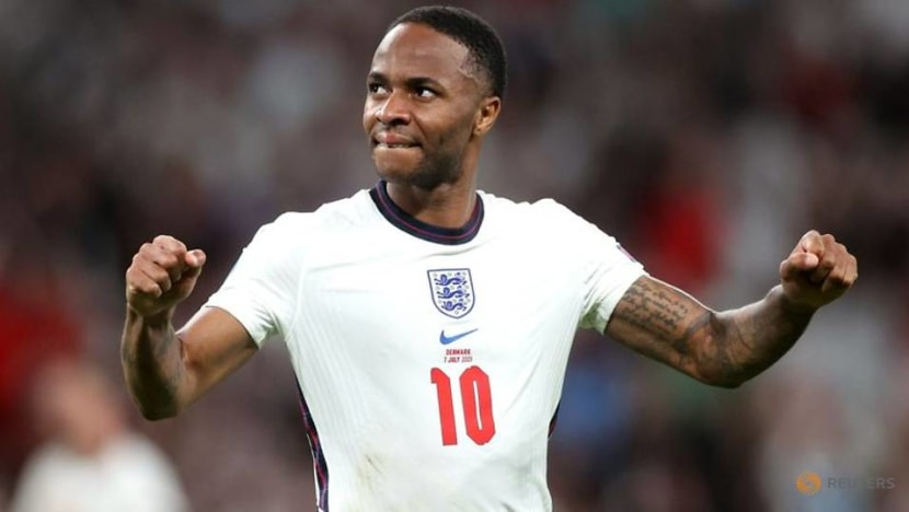 Soccer-Sterling sparked England into final by leaving tournament anguish behind