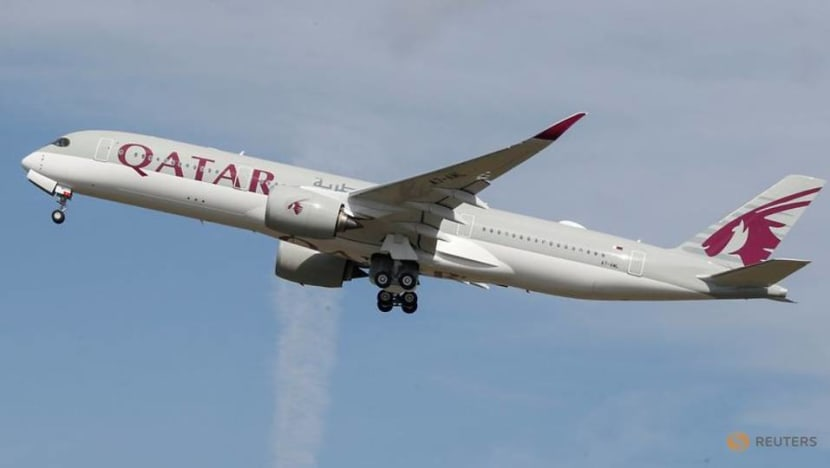 Qatar Airways defers half of some employees' wages for three months