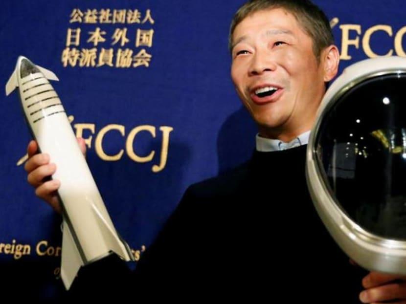 Maezawa wants you: Japan billionaire seeks 'crew' for moon trip