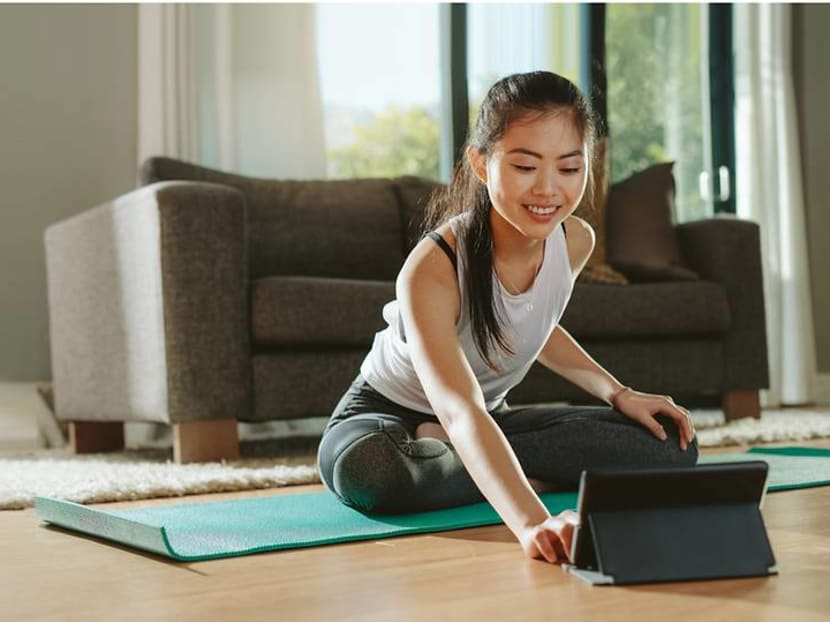 4 expert tips on how to stay positive and engaged while working from home
