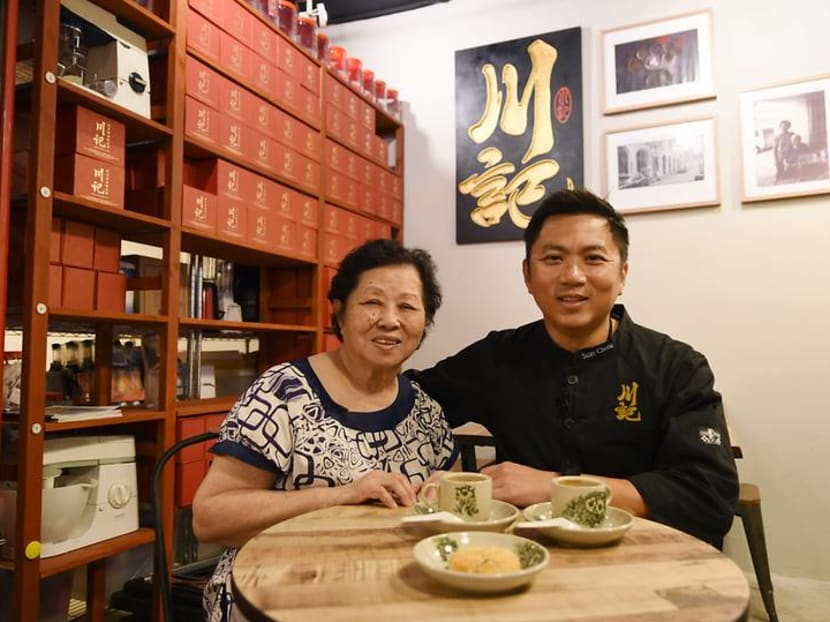 Hainanese mooncakes may be disappearing but this family is fighting to save them