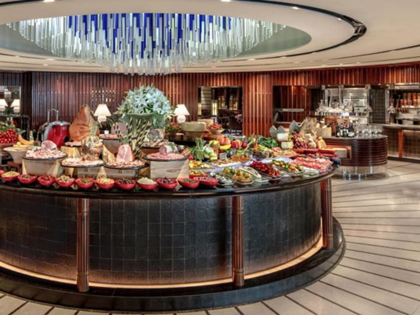 Remember the good ol' days of buffet spreads? They're back. Well, kind of