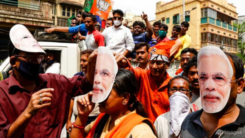 Commentary: Is Modi already being made to pay for India's COVID-19 crisis?
