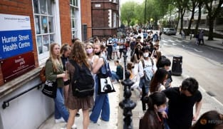Britain to offer 16 and 17-year-olds COVID-19 shots