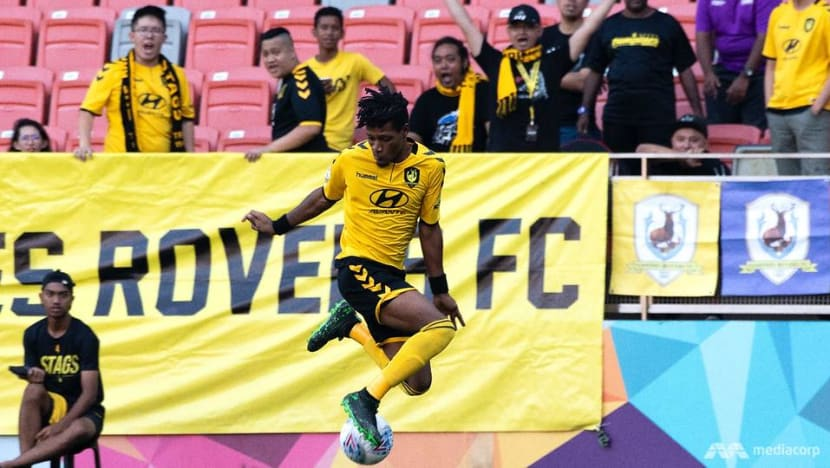 Football: Singapore Premier League to allow fans in stadium for clash between Tampines Rovers and Geylang International