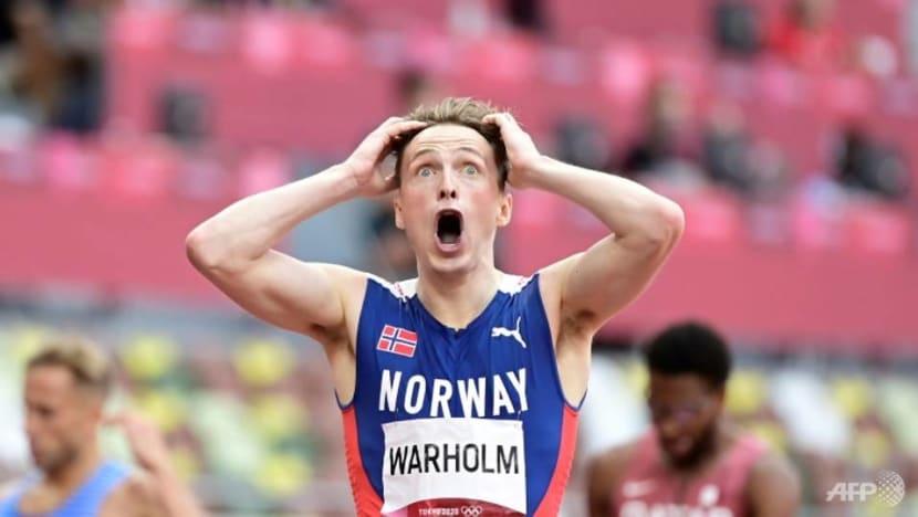 Athletics: Warholm world record astonishes, more long jump drama