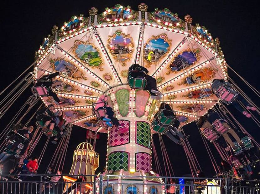 Prudential Marina Bay Carnival back this year with new rides