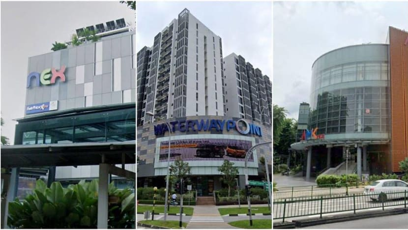 NEX, Waterway Point, AMK Hub among places visited by TTSH COVID-19 cases