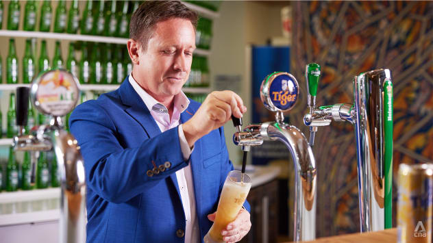 Tiger Beer chief: Soon you can tap your own draft beer at home