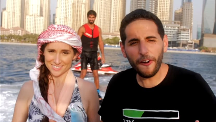 Travel vlogger Nas Daily to build second office in Dubai