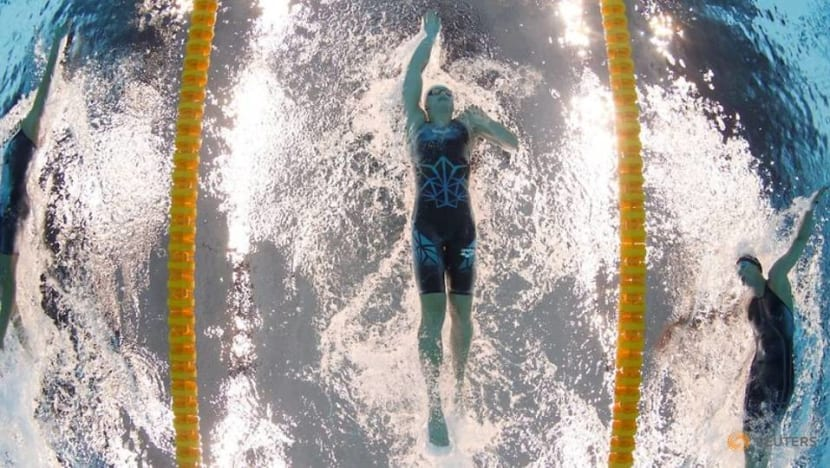Olympics: Hong Kong's swimming medal hope Haughey shines in 200m freestyle heats