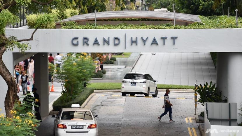 Malaysian COVID-19 patient linked to Grand Hyatt Singapore meeting discharged