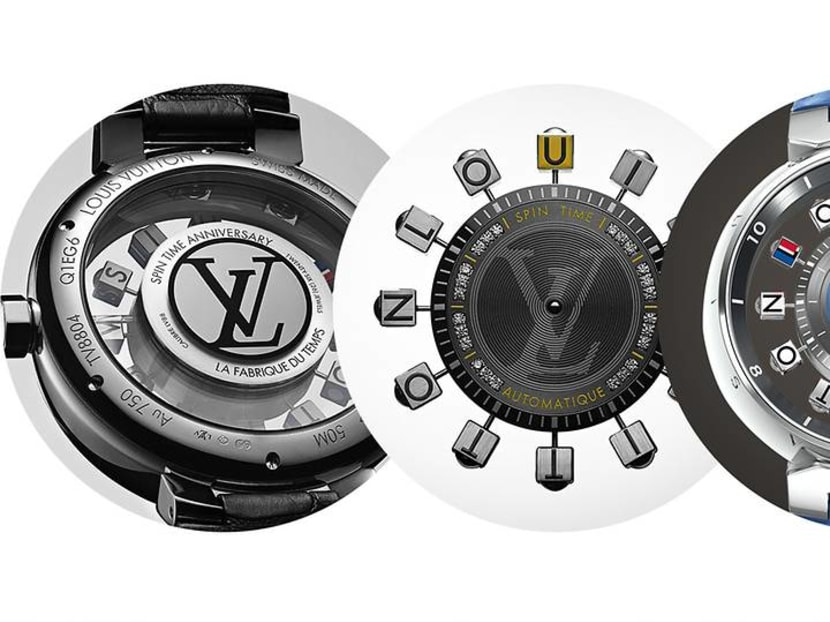 How the Tambour Spin Time gave Louis Vuitton a seat at the watchmaking table