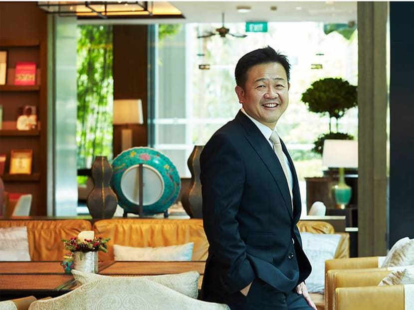 Meet the man behind Singapore's first luxury post-baby confinement service
