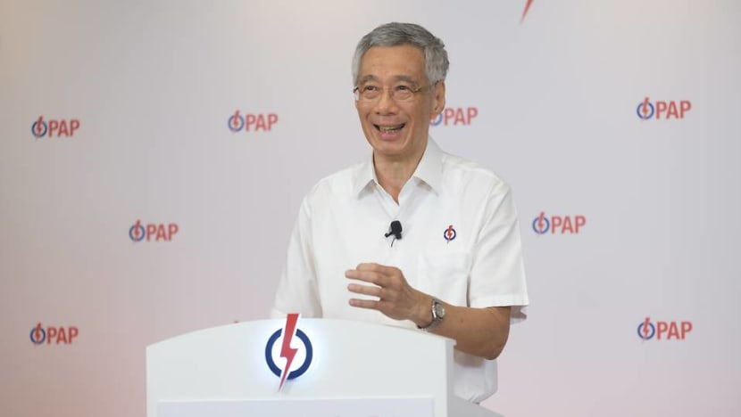 GE2020: PM Lee calls for support from all Singaporeans in getting through COVID-19 crisis