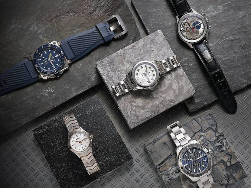 The online watch market hots up as Cortina Watch launches its own e-commerce platform