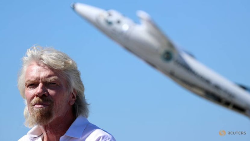 Billionaire Richard Branson says he'll fly to space by July