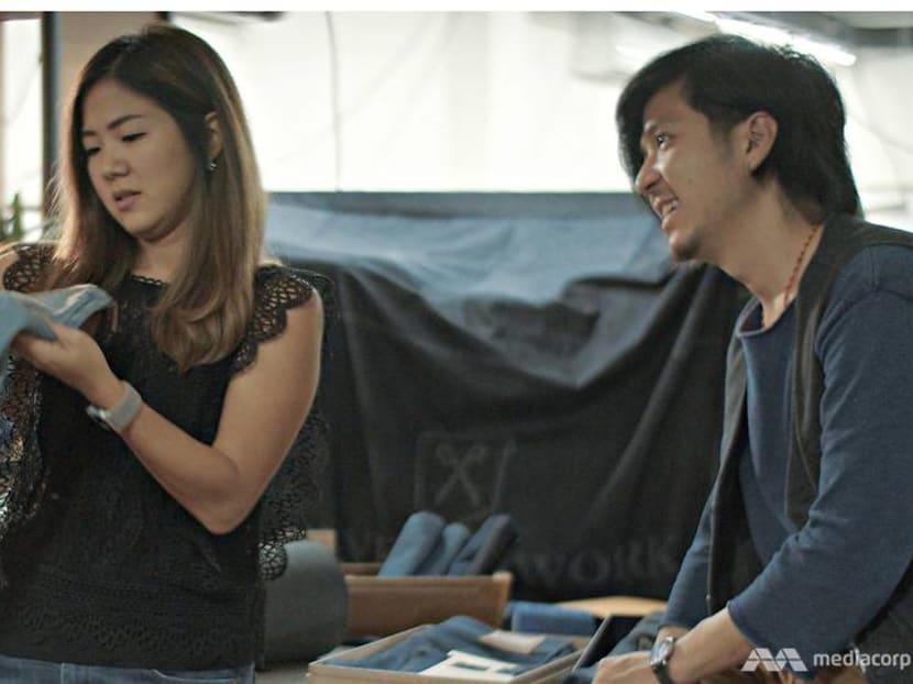 Meet Thailand's first designer to customise jeans using selvedge Japanese denim