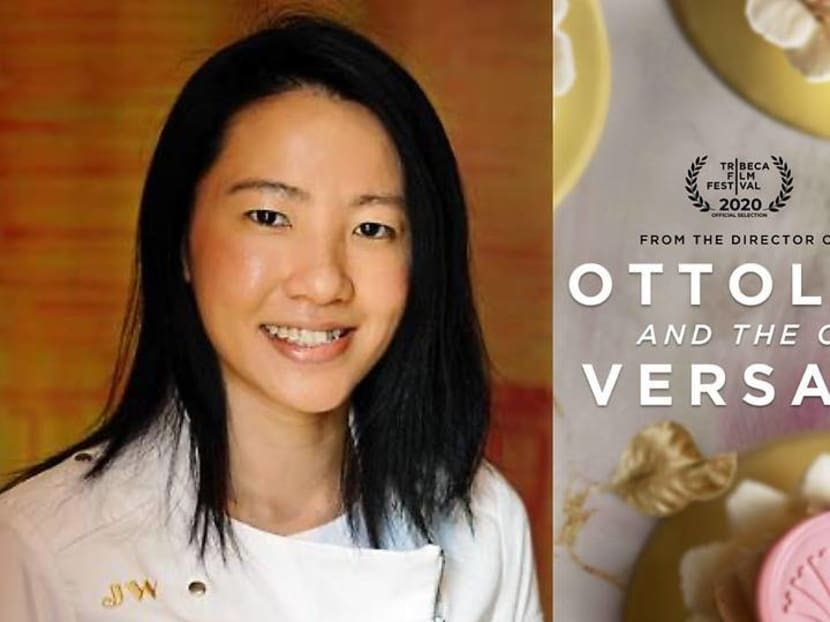 Pastry chef Janice Wong represents Singapore in new Ottolenghi and the Cakes of Versailles film