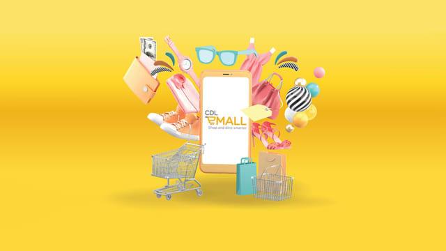 【送礼】CDL eMall购物折扣代码