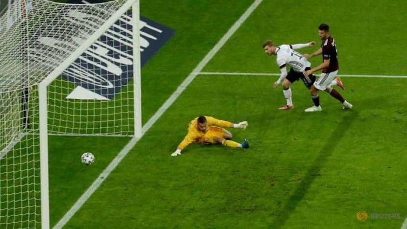 Football: Germany crush Latvia 7-1 in strong Euro dress rehearsal